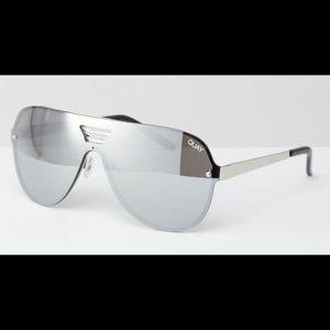 Quay Australia Showtime Frameless Sunglasses